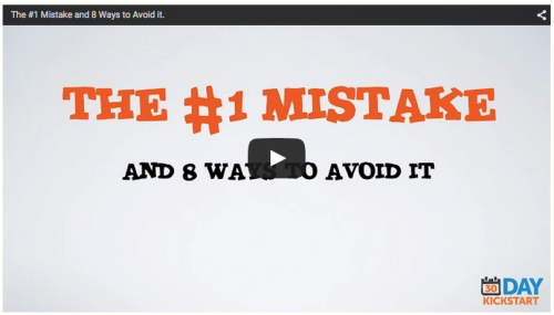 Keys to Success - The #1 Mistake and 8 Ways to Avoid It