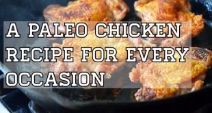paleo chicken recipe